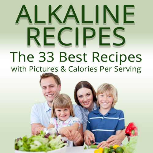 Alkaline Recipes - The 33 best recipes