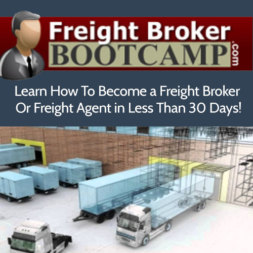 To Become a Freight Broker - Freight Broker