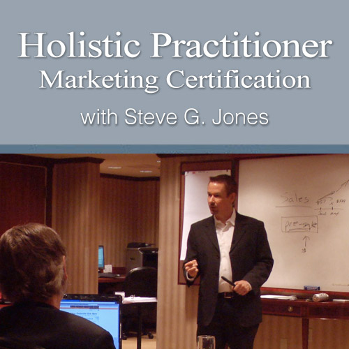 Holistic Practitioner - Marketing Certification