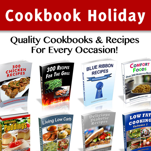 Cookbook Holiday - Quality cookbook & recipes for every occasion