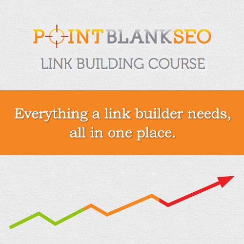 Point Blank SEO - Link building course