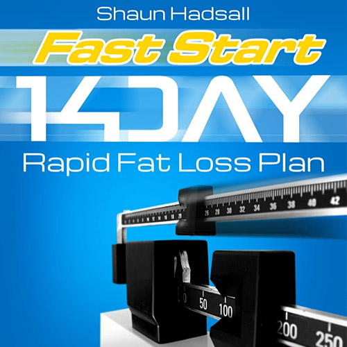 Shaun Hadsall - 14 Day Rapid Fat Loss Plan