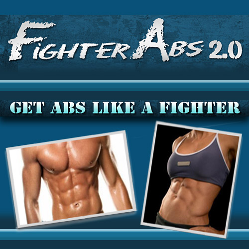 Get Abs Like A Fighter - FIGHTER ABS 2.0.